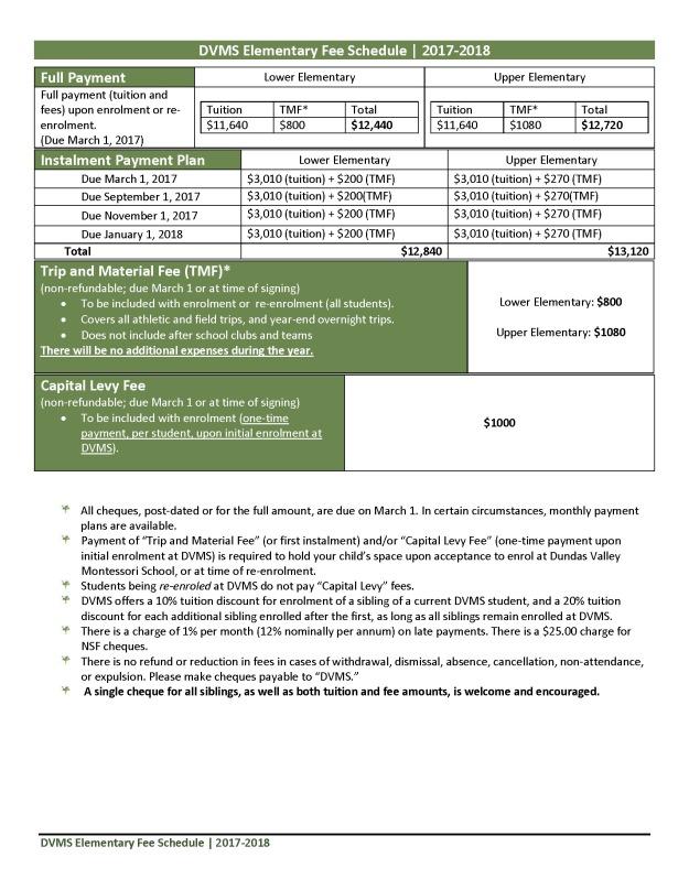 dvms-elementary-fee-schedule-17-18